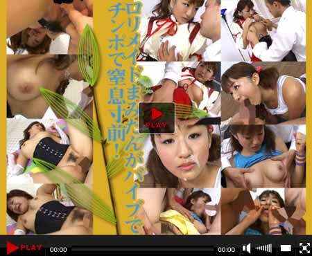 Hey動画で浅田まみが厭らしい顔でねっとりとフェラすると顔にたっぷり掛けられさらに騎乗位
